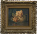 Vicorian Still Life of Roses