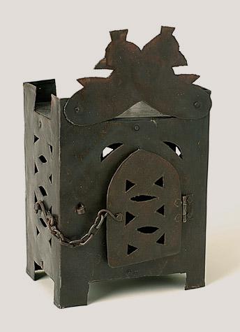 pierced tin. Pierced Tin Lantern